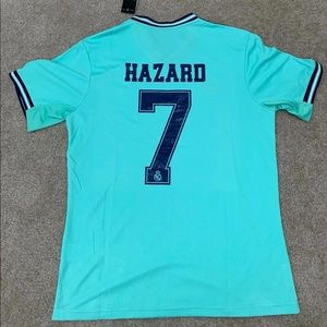 NEW Hazard Real Madrid Third 2020 Jersey